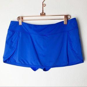 Athleta Swim Skort Skirt Shorts EUC size S